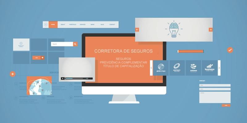 Criação de Sites para Corretora de Seguros no Rio de Janeiro